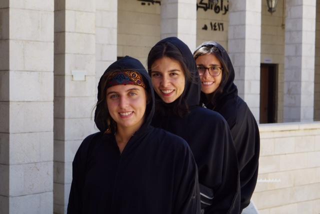 Ausgerechnet Jordanien - Deutsch-pakistanische Pilgerreise ins Heilige Land - Gymnasium Calvarienberg