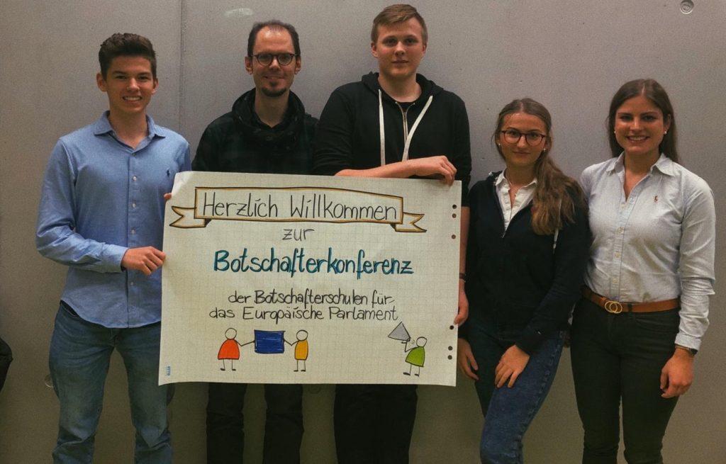 Juniorbotschafter des Calvarienbergs sind aktiv - Gymnasium Calvarienberg