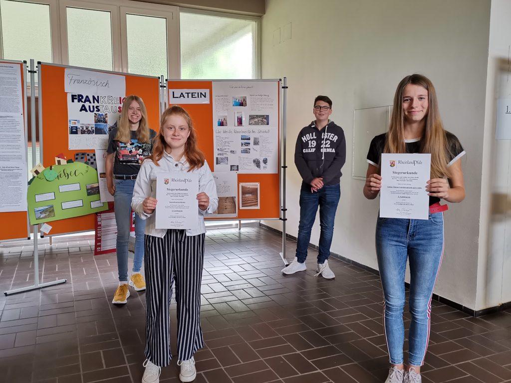 Bundeswettbewerb Latein 2020