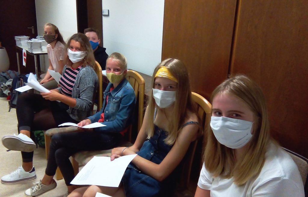 Neue Wege gehen - Gymnasium Calvarienberg